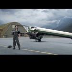 Tracasset and Gabrielle Tschumi pilot.